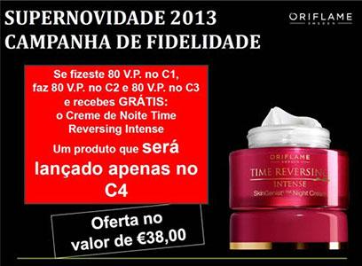 Campanha Fidelidade Catálogos 1, 2 e 3/2013