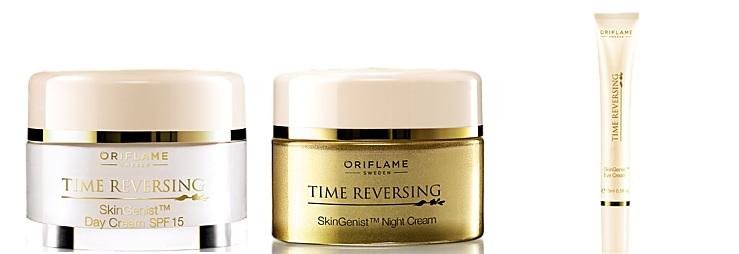 Creme de Noite Time Reversing SkinGenist