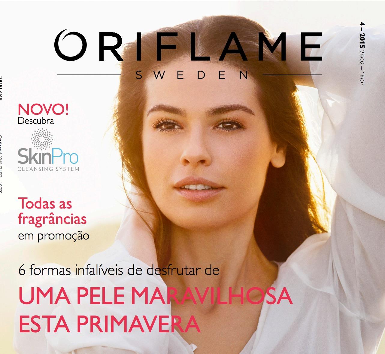 Catálogo Oriflame 4 2015