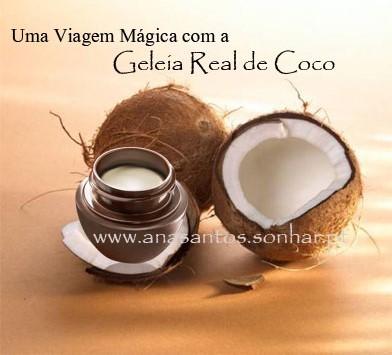 Geleia Real de Coco