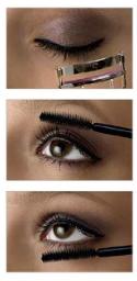Maquilhagem Olhos – Passo 3: Máscara de Pestanas