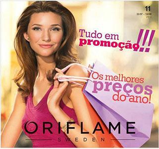 Catálogo Oriflame 11 2013