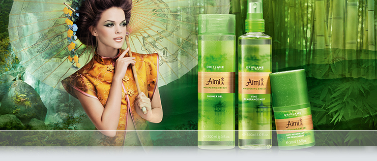 Aimi Collection – Aimi whispering breeze