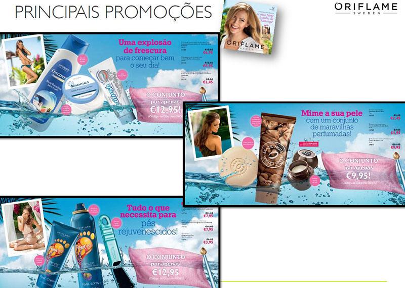 Promoções Catálogo Oriflame 12