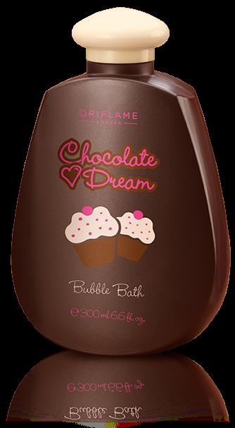Espuma de Banho Chocolate Dream