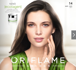 Catálogo Oriflame 14