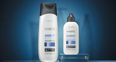 Hair X Anti-Caspa