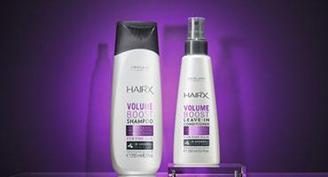 Hair X Mais Volume