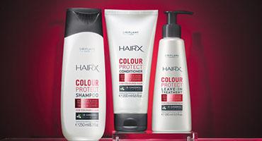 Gama Protectora da Cor Hair X