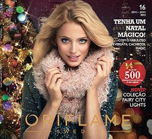 Catálogo Oriflame 16 – Natal 2013