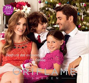 Catálogo Oriflame 17 2013 – Catálogo de Natal