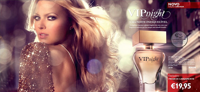 Eau de Parfum VIP Night