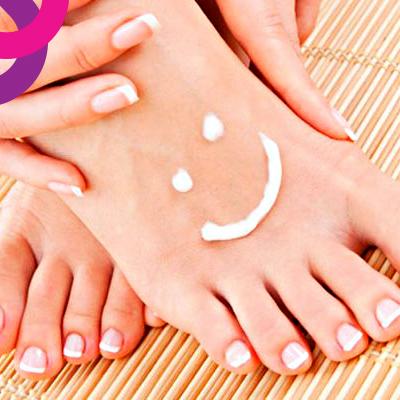 pés saudáveis