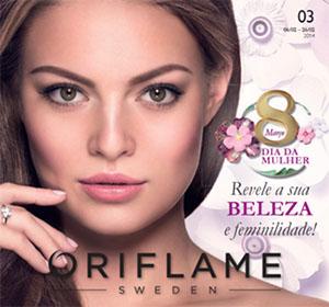 Catálogo Oriflame 3 2014