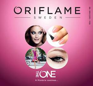 Catálogo Oriflame 8 2014