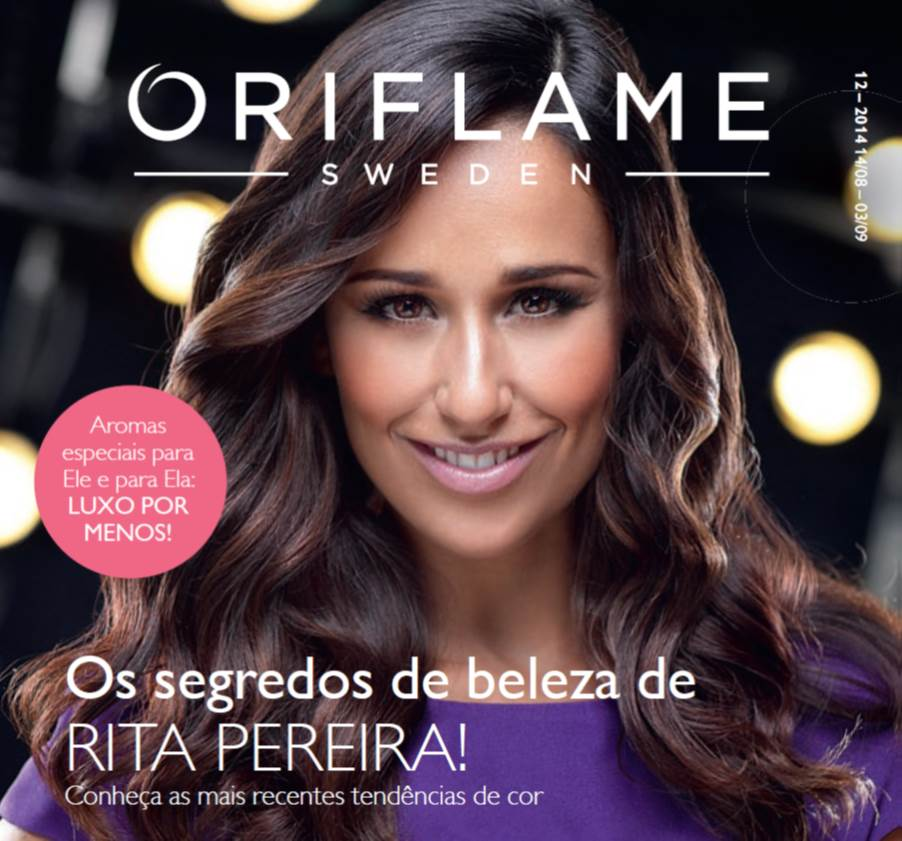 Rita Pereira – Catálogo 12 2014