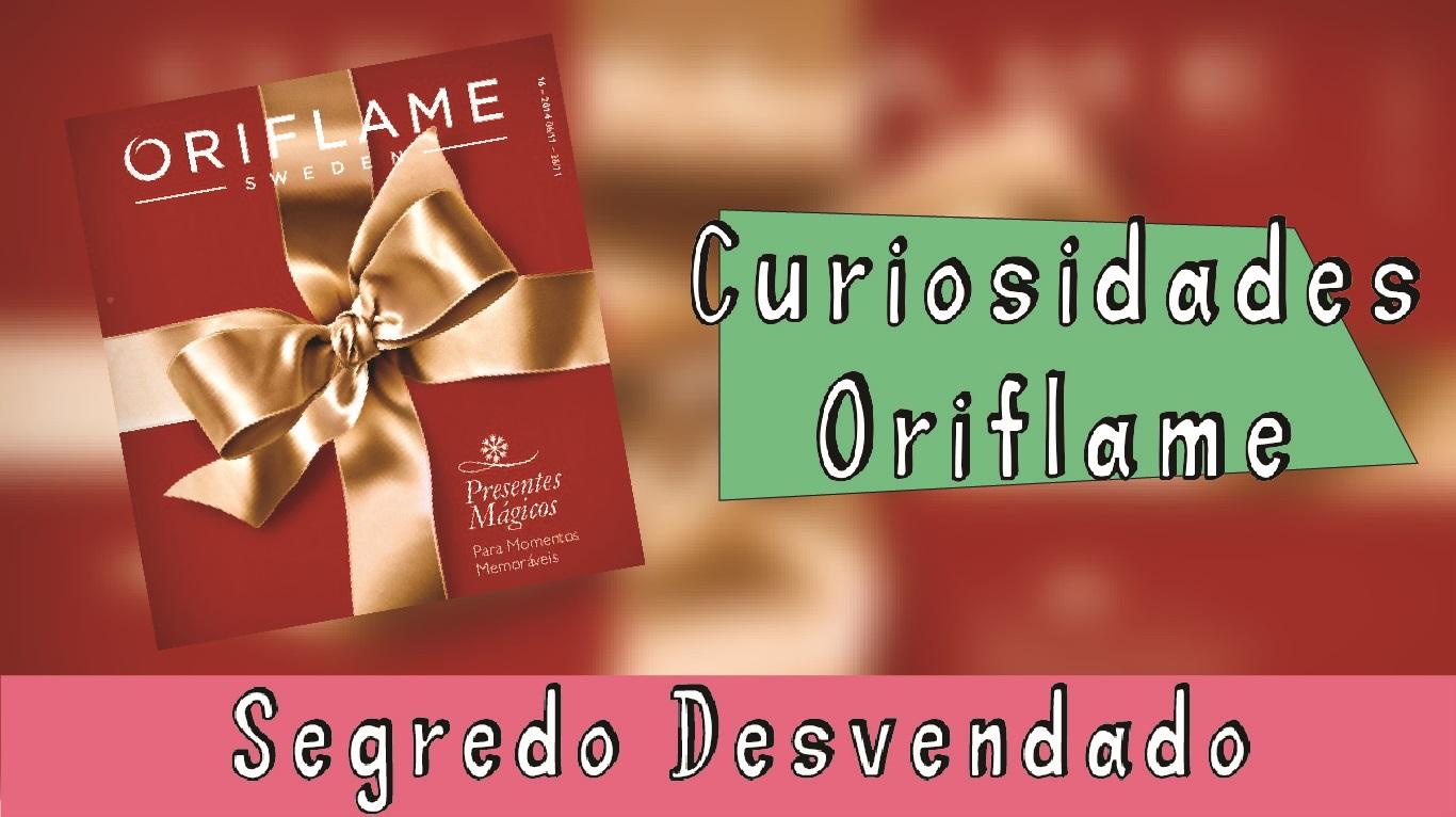 O GRANDE Segredo Oriflame Desvendado do Catálogo 16 de Natal!