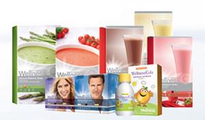 Wellness by Oriflame produtos