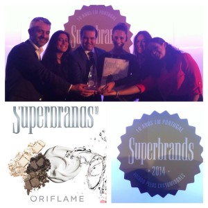 SuperBrands Oriflame