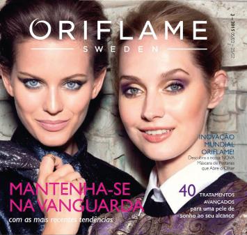Catálogo Oriflame 3 de 2015 está a terminar!