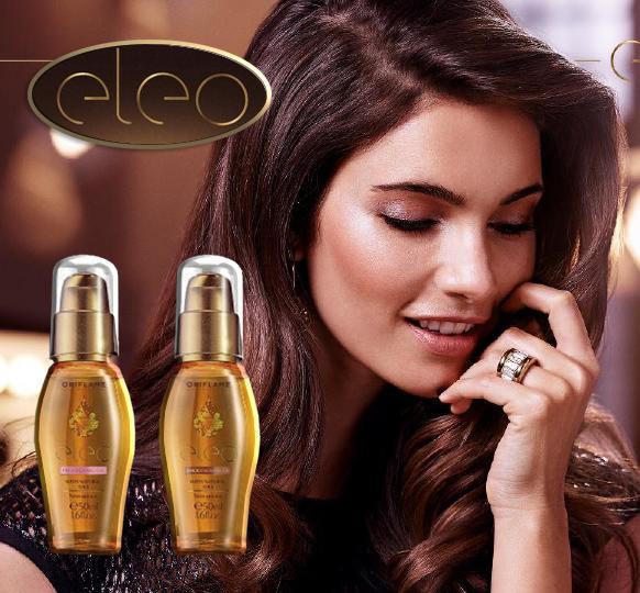 Descubra o toque sedoso dos preciosos óleos eleo