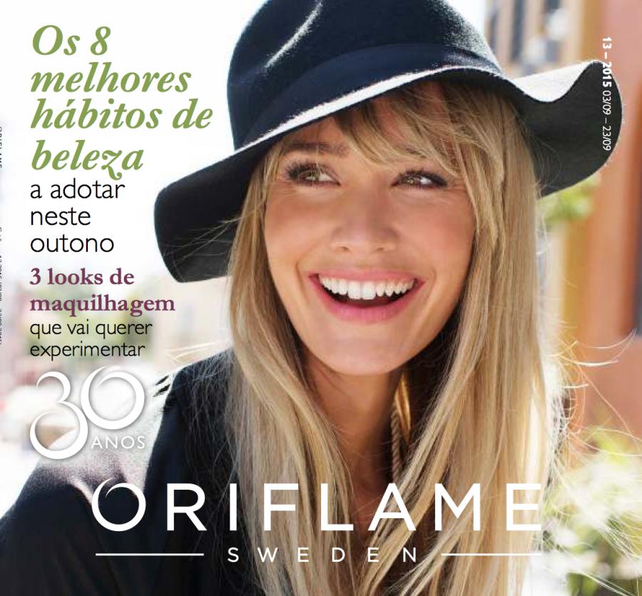 Catálogo Oriflame 13 2015