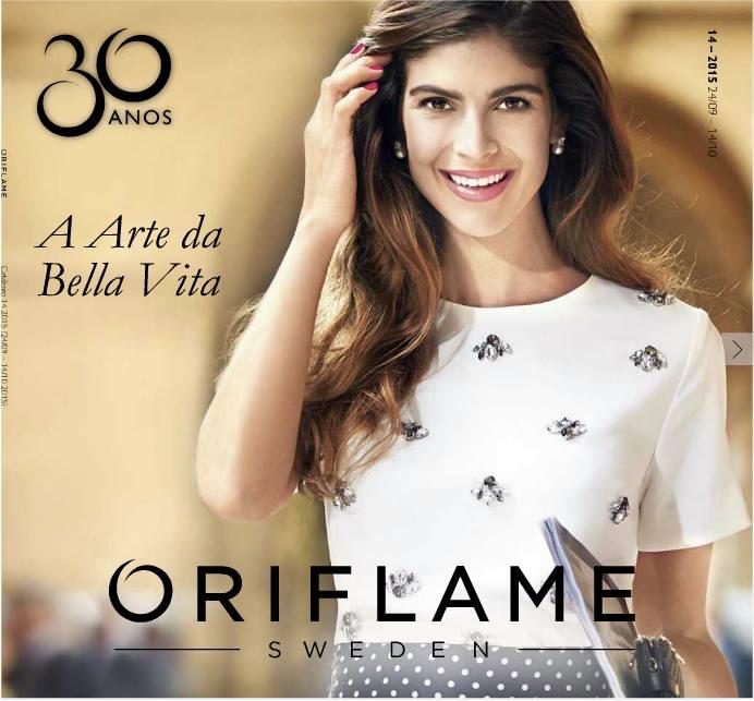 Catálogo Oriflame 14 2015