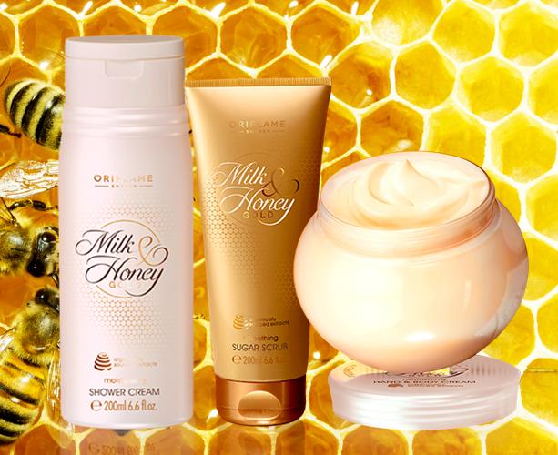 Milk & Honey, doce preço de Sonho!