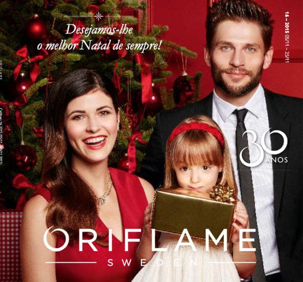 Catálogo Oriflame 16 2015
