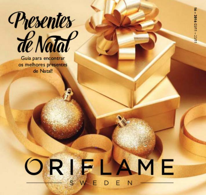 Catálogo Oriflame 16 – 2016