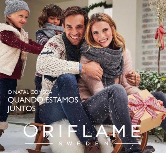Catálogo Oriflame 17 – 2016