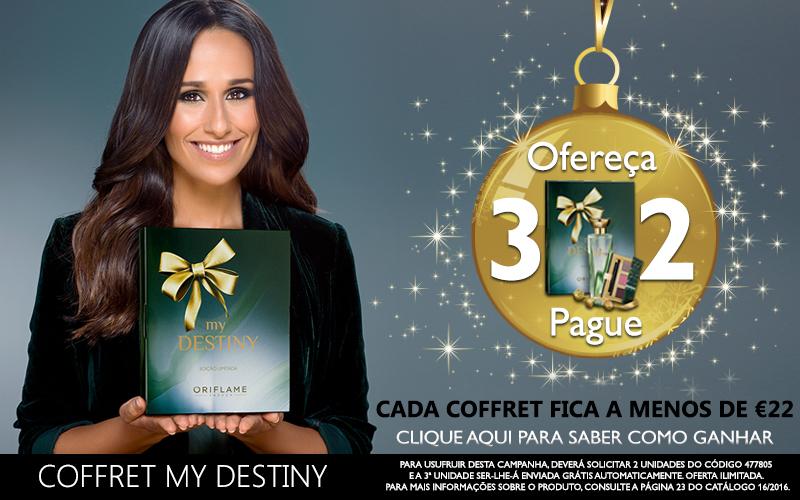 Última Hora! Campanha dos Coffrets recomendados pela Rita Pereira Prolongada!