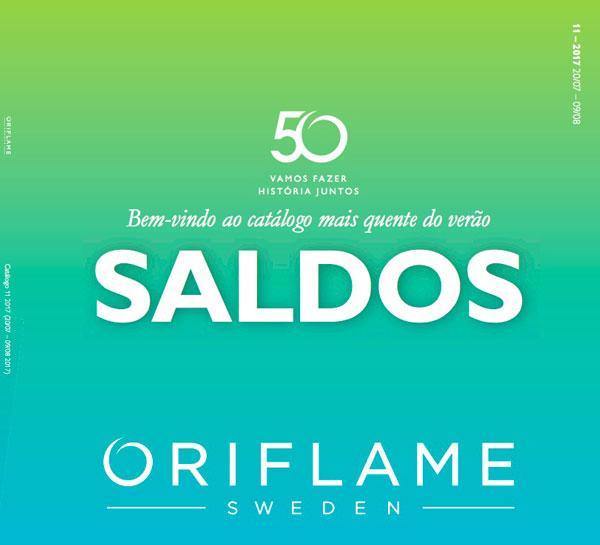 CATÁLOGO ORIFLAME 11 – 2017