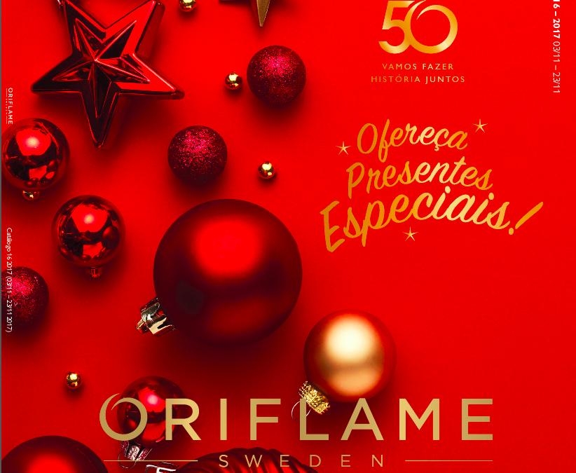 CATÁLOGO ORIFLAME 16 – 2017