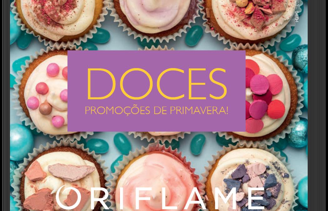 CATÁLOGO ORIFLAME 05 – 2018