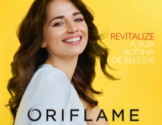 CATÁLOGO ORIFLAME 08 – 2018
