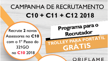 GRANDE CAMPANHA DE RECRUTAMENTO