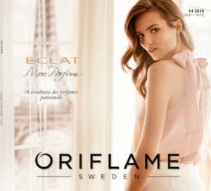 catálogo oriflame 18 2018
