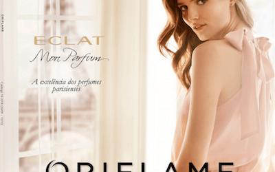 Catálogo Oriflame 14 2018: A Excelência Dos Perfumes Parisienses Eclat Mon Parfum