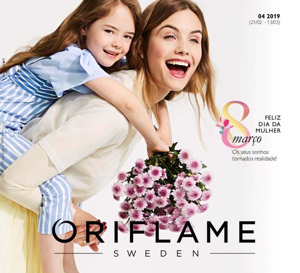 Catálogo Oriflame 15 de 2018, Equipa Sonhar.pt