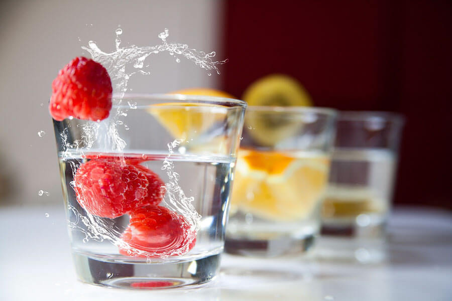 Como fortalecer o sistema imunitário: Beber Muita Água