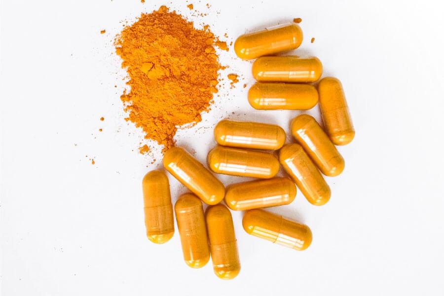 Adquira vitaminas e nutrientes através de suplementos