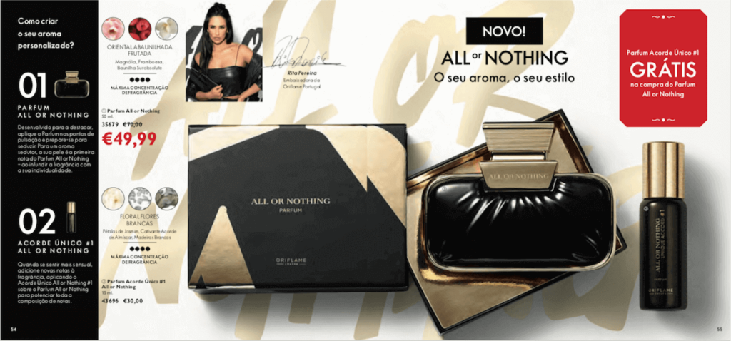 8. Parfum All or Nothing