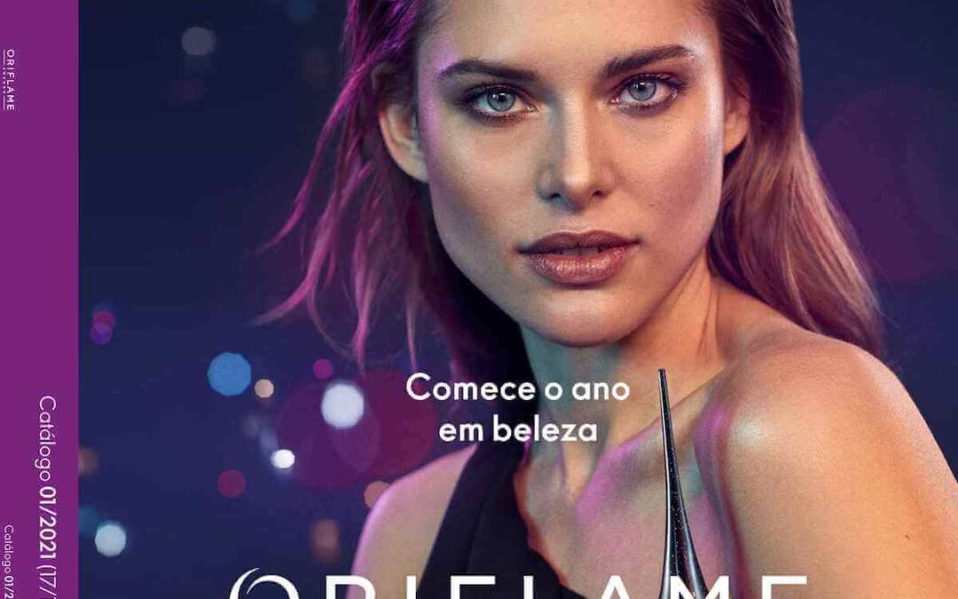 Catálogo Oriflame 01 2021: Comece O Ano Em Beleza Com A Oriflame